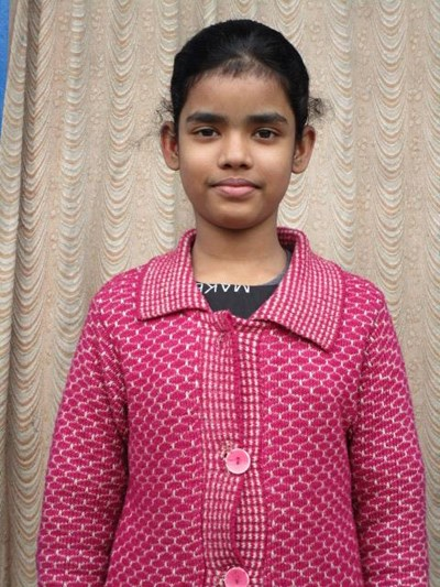 Help Tabassum by becoming a child sponsor. Sponsoring a child is a rewarding and heartwarming experience.