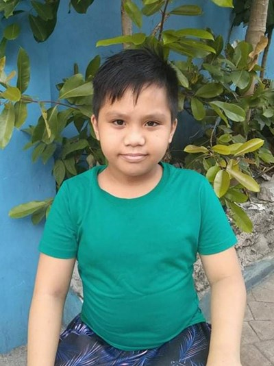 Help Terrence Nathan O. by becoming a child sponsor. Sponsoring a child is a rewarding and heartwarming experience.