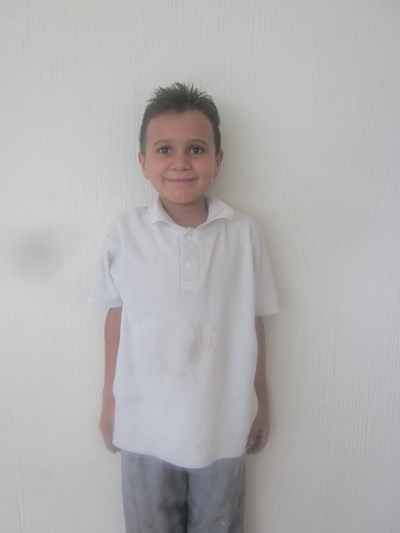 Help Ángel Isaac by becoming a child sponsor. Sponsoring a child is a rewarding and heartwarming experience.