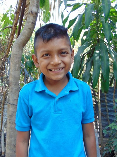 Help Alex Jair by becoming a child sponsor. Sponsoring a child is a rewarding and heartwarming experience.
