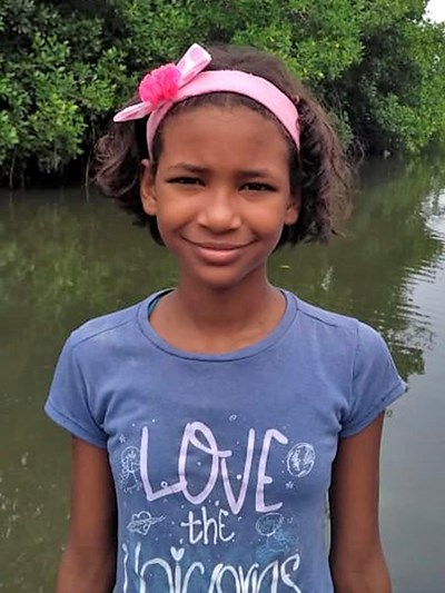 Help Yireth Julieth by becoming a child sponsor. Sponsoring a child is a rewarding and heartwarming experience.
