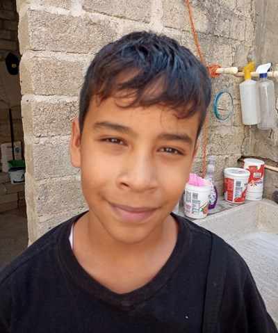 Help Brayan Uriel by becoming a child sponsor. Sponsoring a child is a rewarding and heartwarming experience.