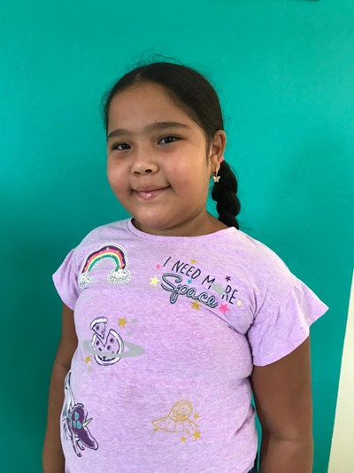 Help Luz Del Alba by becoming a child sponsor. Sponsoring a child is a rewarding and heartwarming experience.