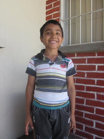 Help José Gael by becoming a child sponsor. Sponsoring a child is a rewarding and heartwarming experience.