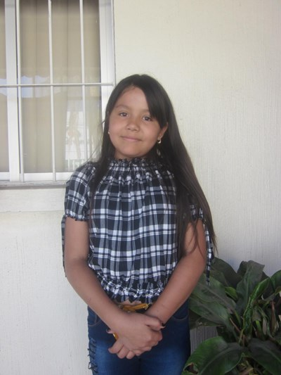 Help Brisa Anay by becoming a child sponsor. Sponsoring a child is a rewarding and heartwarming experience.