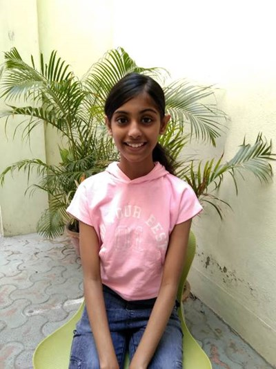 Help Divyanka by becoming a child sponsor. Sponsoring a child is a rewarding and heartwarming experience.