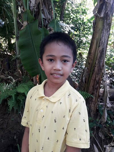 Help Gian Carlo B. by becoming a child sponsor. Sponsoring a child is a rewarding and heartwarming experience.