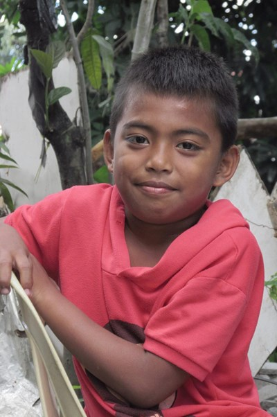 Help Lito Jr. by becoming a child sponsor. Sponsoring a child is a rewarding and heartwarming experience.