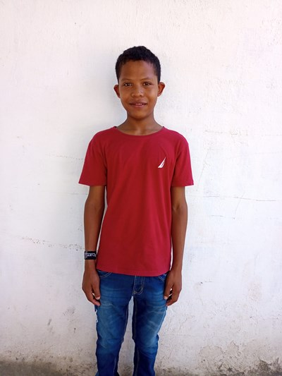 Help Jhon Frank by becoming a child sponsor. Sponsoring a child is a rewarding and heartwarming experience.