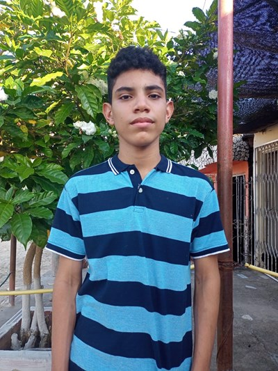 Help Felipe Carlos by becoming a child sponsor. Sponsoring a child is a rewarding and heartwarming experience.