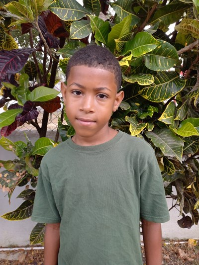 Help Jordany Enmanuel by becoming a child sponsor. Sponsoring a child is a rewarding and heartwarming experience.
