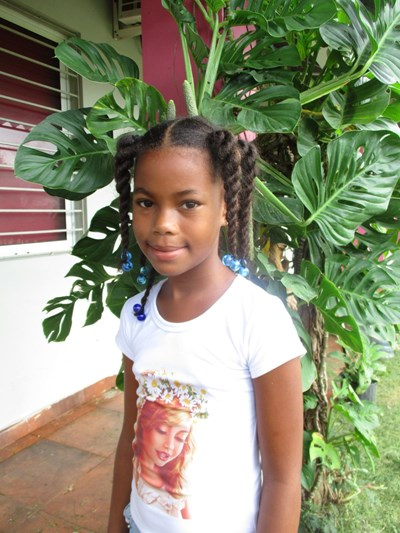 Help Luisneiri by becoming a child sponsor. Sponsoring a child is a rewarding and heartwarming experience.