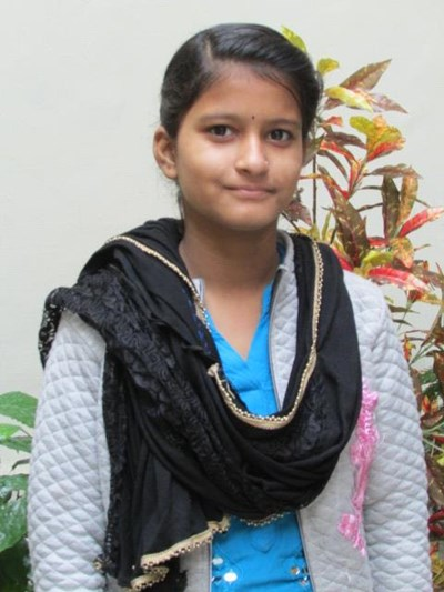 Help Muskan by becoming a child sponsor. Sponsoring a child is a rewarding and heartwarming experience.