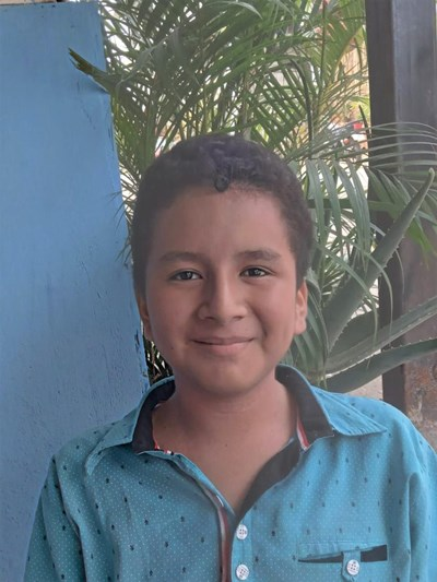 Help Luis Matías by becoming a child sponsor. Sponsoring a child is a rewarding and heartwarming experience.