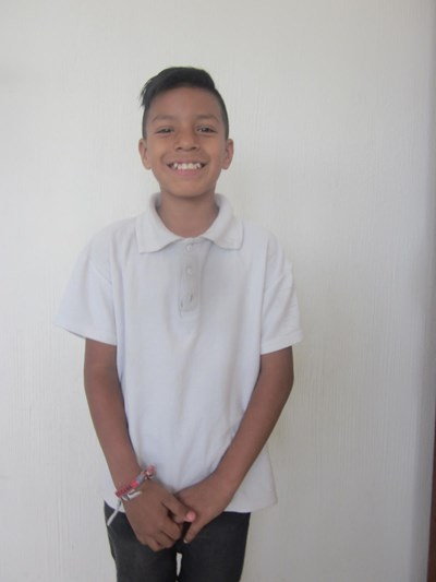 Help Oscar Manuel by becoming a child sponsor. Sponsoring a child is a rewarding and heartwarming experience.