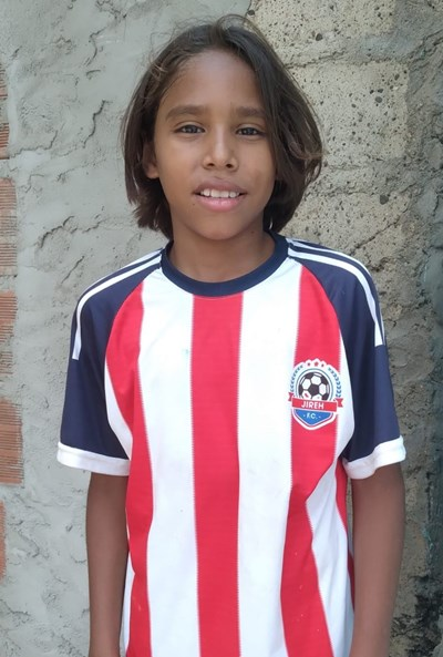 Help Kheyler Andres by becoming a child sponsor. Sponsoring a child is a rewarding and heartwarming experience.
