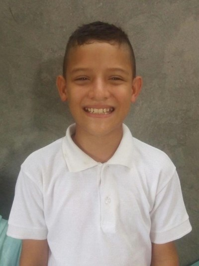 Help Valentin Israel by becoming a child sponsor. Sponsoring a child is a rewarding and heartwarming experience.