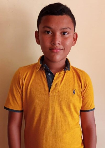 Help Esteban Andreys by becoming a child sponsor. Sponsoring a child is a rewarding and heartwarming experience.
