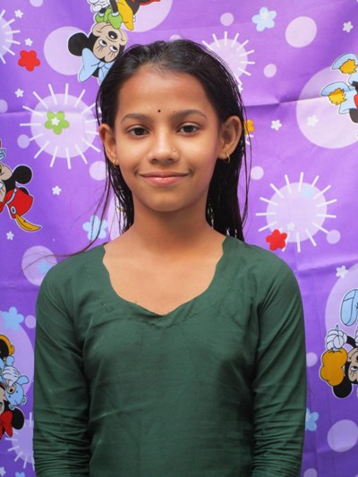 Help Tahshin by becoming a child sponsor. Sponsoring a child is a rewarding and heartwarming experience.