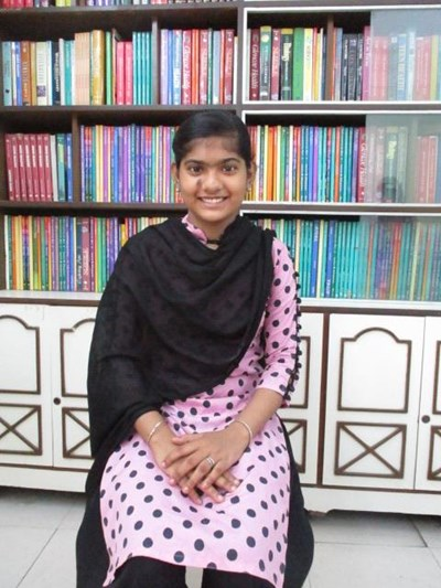 Help Shamima by becoming a child sponsor. Sponsoring a child is a rewarding and heartwarming experience.
