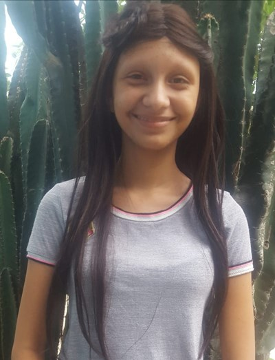 Help Carmen Dayana by becoming a child sponsor. Sponsoring a child is a rewarding and heartwarming experience.