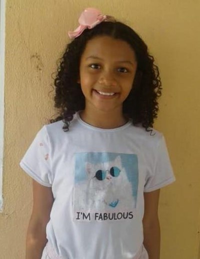 Help Camila Stephy by becoming a child sponsor. Sponsoring a child is a rewarding and heartwarming experience.
