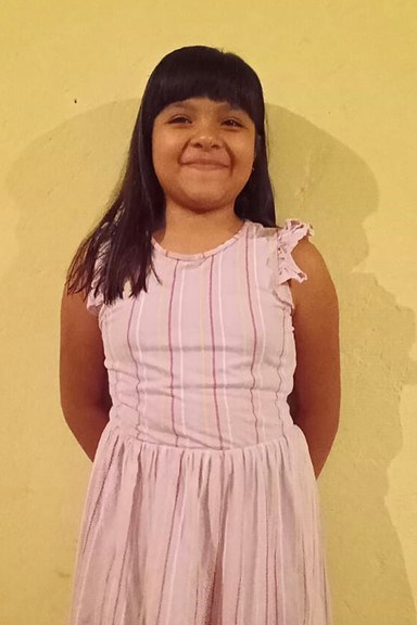 Help Leslie Guadalupe by becoming a child sponsor. Sponsoring a child is a rewarding and heartwarming experience.