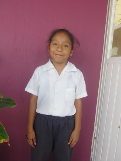 Help Abril Noemi by becoming a child sponsor. Sponsoring a child is a rewarding and heartwarming experience.