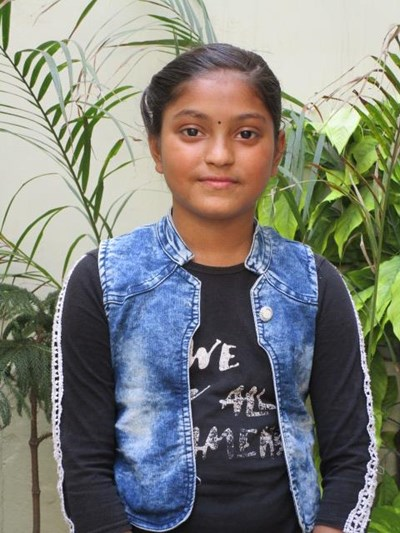 Help Shafina by becoming a child sponsor. Sponsoring a child is a rewarding and heartwarming experience.