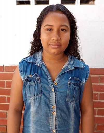 Help Estefany by becoming a child sponsor. Sponsoring a child is a rewarding and heartwarming experience.