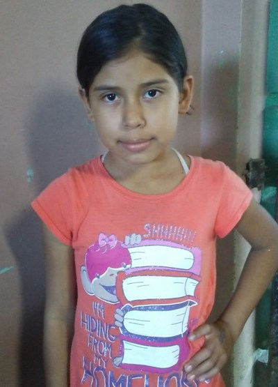 Help Genesis Nohemy by becoming a child sponsor. Sponsoring a child is a rewarding and heartwarming experience.