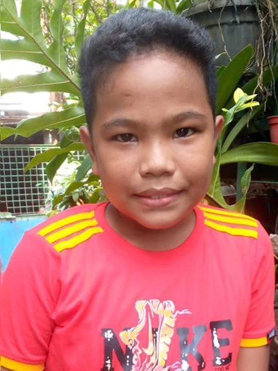 Help Cesar Jr. C. by becoming a child sponsor. Sponsoring a child is a rewarding and heartwarming experience.