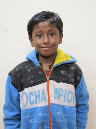 Help Chander by becoming a child sponsor. Sponsoring a child is a rewarding and heartwarming experience.