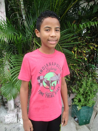 Help Andres Felipe by becoming a child sponsor. Sponsoring a child is a rewarding and heartwarming experience.