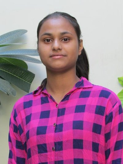 Help Akansha by becoming a child sponsor. Sponsoring a child is a rewarding and heartwarming experience.