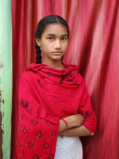 Help Abida by becoming a child sponsor. Sponsoring a child is a rewarding and heartwarming experience.