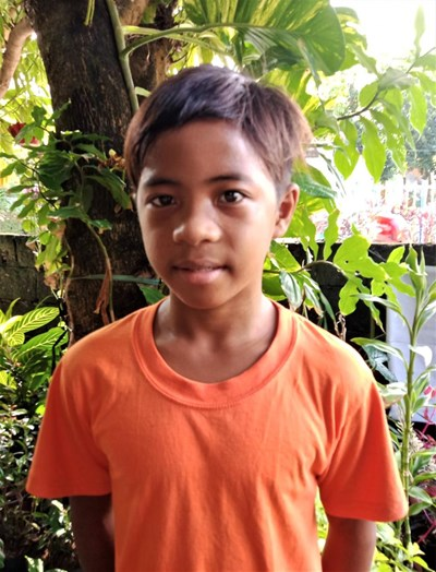 Help Joel Jr. B. by becoming a child sponsor. Sponsoring a child is a rewarding and heartwarming experience.