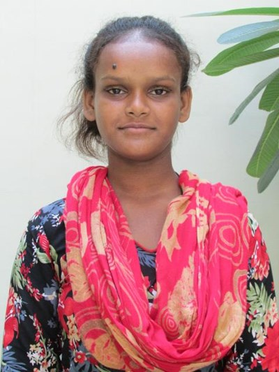 Help Nasrin by becoming a child sponsor. Sponsoring a child is a rewarding and heartwarming experience.