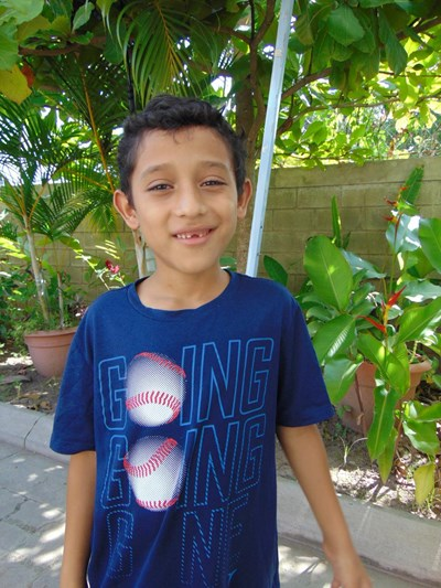 Help Hector Emilio by becoming a child sponsor. Sponsoring a child is a rewarding and heartwarming experience.