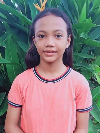Help Pauline Mae L. by becoming a child sponsor. Sponsoring a child is a rewarding and heartwarming experience.