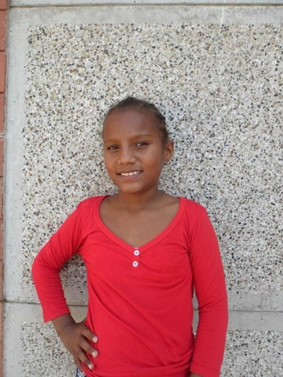Help Valentina Isabell by becoming a child sponsor. Sponsoring a child is a rewarding and heartwarming experience.