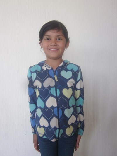 Help Karen Jaquelin by becoming a child sponsor. Sponsoring a child is a rewarding and heartwarming experience.