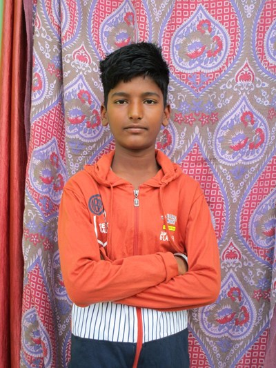 Help Rahil by becoming a child sponsor. Sponsoring a child is a rewarding and heartwarming experience.