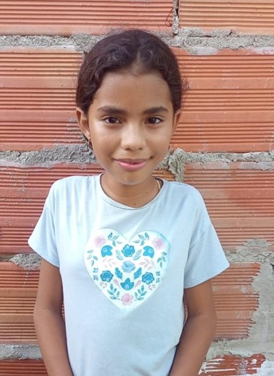 Help Bristin Liliana by becoming a child sponsor. Sponsoring a child is a rewarding and heartwarming experience.