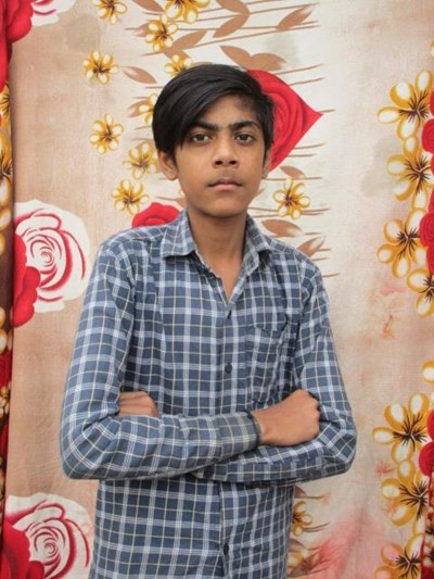 Help Sahil by becoming a child sponsor. Sponsoring a child is a rewarding and heartwarming experience.