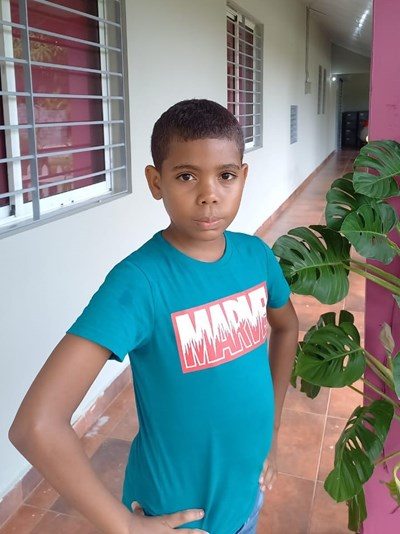 Help Marcos Yadiel by becoming a child sponsor. Sponsoring a child is a rewarding and heartwarming experience.