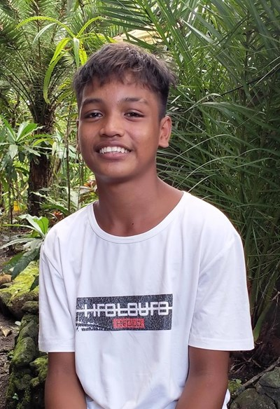 Help Ace Borromeo by becoming a child sponsor. Sponsoring a child is a rewarding and heartwarming experience.