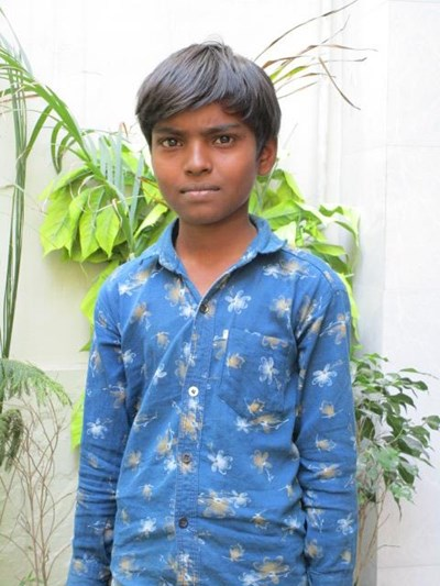 Meet Riyaz In India Children International Child Sponsorship In
