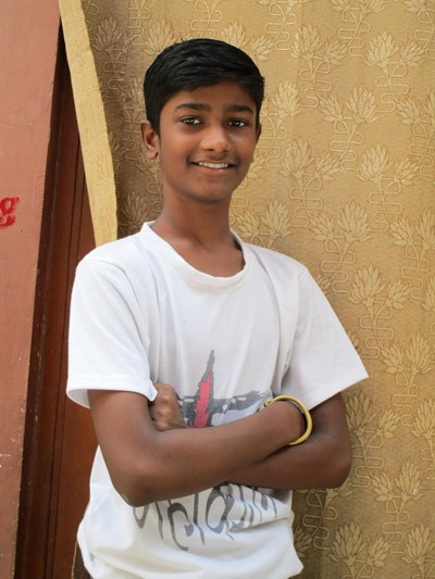 Help Chintu by becoming a child sponsor. Sponsoring a child is a rewarding and heartwarming experience.