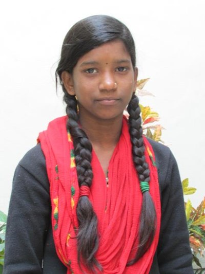 Help Sabrin by becoming a child sponsor. Sponsoring a child is a rewarding and heartwarming experience.